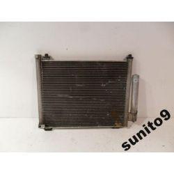 Chłodnica klimatyzacji Suzuki Ignis 2003- Chłodnice klimatyzacji