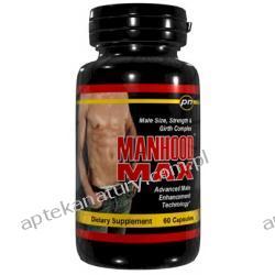 Manhood MAX - szybkie powiększanie penisa