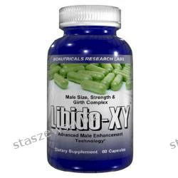 Libido XY - powiększ penisa i wzmocnij erekcję