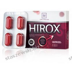 HIROX, tabletki silnej erekcji. Polecane! Erotyka