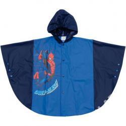 Peleryna przeciw deszczowa pancho Spiderman- 8 lat