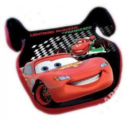 Fotelik- siedzisko samochodowe Cars- Auta- Disney