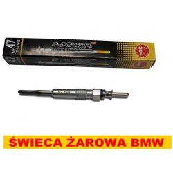 ŚWIECA ŻAROWA BMW 3 E 46 E90 E91 E92 5 E60 E61 NGK  Bębny