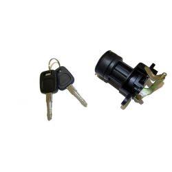 ZAMEK BAGAŻNIKA KLAPY Z WKŁADEM VW PASSAT B4 93-96 Zamki, wkładki, kluczyki