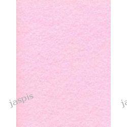 Filc różowy - arkusz grubość 2 mm Filcowanie