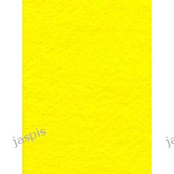 Filc żółty - arkusz grubość 2 mm Filcowanie