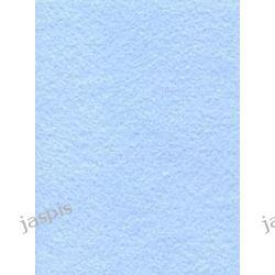 Filc błękitny - arkusz grubość do 1 mm Filcowanie