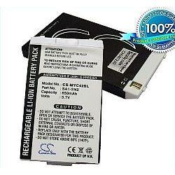 Bateria do telefonu Sagem myH10L MyC3-2 MyC4-2 MYZ-55 251865105 252022324 287082983 SA1-SA2 650mAh 2.4Wh Li-Ion 3.7V Bluetooth