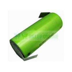 Akumulator ANR26650M1B-Z A123 2.5Ah 8.3Wh LiFePO4 3.3V 25.9x65.2mm blaszki Bluetooth