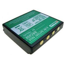 Bateria HBC FUB9NM BA209000 BA209060 BA20906 700mAh 3.3Wh NiMH 6.0V Bluetooth