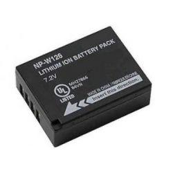 Bateria do aparatu cyfrowego Fuji NP-W126 NPW126 FinePix HS30EXR HS33EXR X-Pro1 X-M1 950mAh 7.0Wh Li-Ion 7.4V