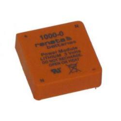 Bateria litowa 1000-0 Renata 950mAh 3.0V Bluetooth