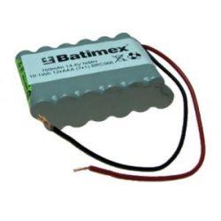 Akumulator 700mAh 14.4V NiMH 10.1Wh 12xAAA (7x1) BRC066 Bluetooth