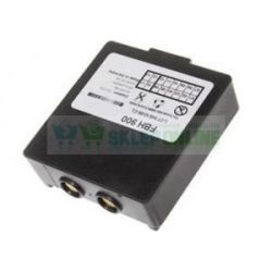 Bateria Hetronic Ergo Nova FBH900 FBH 900 68300510 68300520 600mAh 5.8Wh NiMH 9.6V Maszyny budowlane