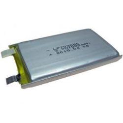 Akumulator LP703860 LP704060 1800mAh 6.7Wh Li-Polymer 3.7V 7x38x60mm Bluetooth