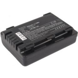 Bateria Panasonic VW-VBY100 850mAh 3.2Wh Li-Ion 3.7V Zasilanie aparatów