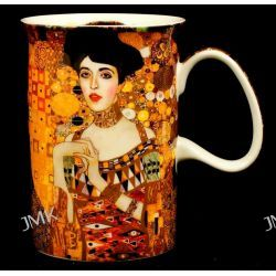 Kubek Classic - Gustav Klimt - Adele Bloch-Bauer BL