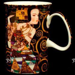 Kubek Classic - Gustav Klimt - Oczekiwanie