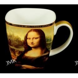 Kubek Da Vinci Mona Lisa