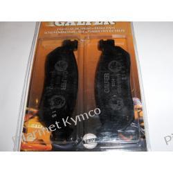 Klocki hamulcowe hiszpańskiej marki GALFER do KYMCO People 250 / S 250 - tył.