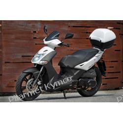 "KYMCO AGILITY CITY 125 + kufer - 2016"". Motocykle"