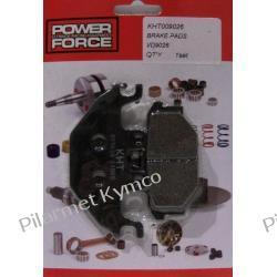 Klocki hamulcowe POWER FORCE do KYMCO ATV MXU / Maxxer - przód/tył.