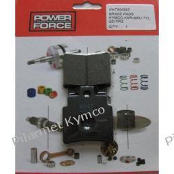 Klocki hamulcowe Power Force do KYMCO ATV MXU 250 / Maxxer 250 na tył