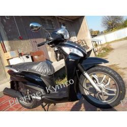 KYMCO PEOPLE One 125i - najnowszy model 2015.