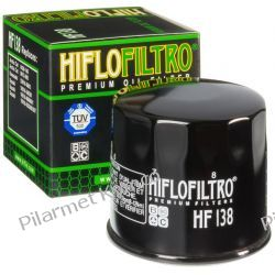 Filtr oleju marki HiFloFiltro do ATV Kymco MXU 400 / Maxxer 400 4x4. Kufry