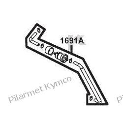Oryginalny filtr paliwa do skuterów Kymco Agility FR|RS 50 2T. Kufry