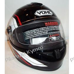 Kask marki YOHE N97 966. Części motocyklowe