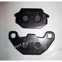 Oryginalne klocki hamulcowe do KYMCO Agility FR 50 2T|16+ 125 - przód. Części motocyklowe