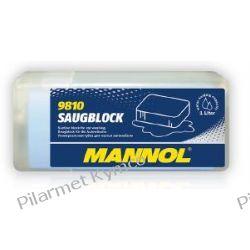 MANNOL Saugblock - gąbka do mycia motocykli i skuterów. Kufry