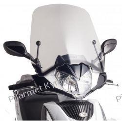 Szyba czołowa hiszpańskiej marki PUIG T.S. do Kymco People GTi 125i/200i/300i. Części motocyklowe