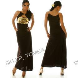 Elegance 01/2 - długa suknia wieczorowa