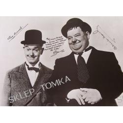 Plakat Flip i Flap Laurel & Hardy