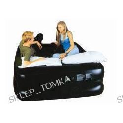 Air bed komfort dwuosobowy plusz (kat. B)