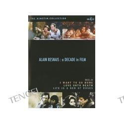 Alain Resnais: A Decade In Film  /  DVD-Video