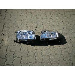 Reflektory kompletne Nissan X-Trail 2001-2006...