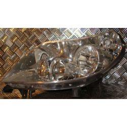 Reflektor Lewy Fiat Ducato 2006-...