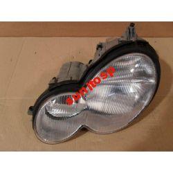 Reflektor lewy Mercedes C-Klasa (W203) 2000-2004