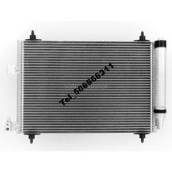 Chłodnica klimatyzacji Citroen C5 2005-2011