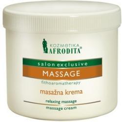 Afrodita Krem do masażu - do twarzy i ciała o/w 450 ml