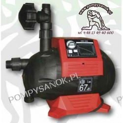Zintegrowana wielostopniowa pompa EBS 1000 Pompy i hydrofory
