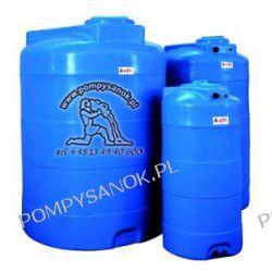 Zbiornik polietylenowy CV-1000 ELBI Pompy i hydrofory