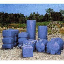 Zbiornik polietylenowy CBA-500 S/F Pompy i hydrofory