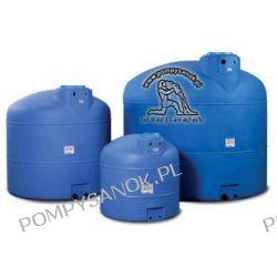 Zbiornik polietylenowy PA-3000 ELBI Pompy i hydrofory