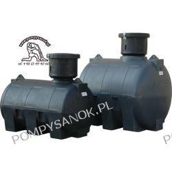 Zbiornik polietylenowy CHU-2000 ELBI - do instalacji podziemnej Pozostałe
