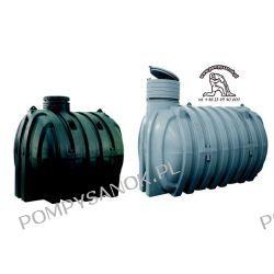 Zbiornik polietylenowy CU-3000 ELBI - do instalacji podziemnej Pompy i hydrofory