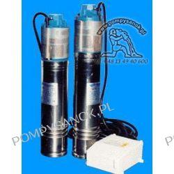 Pompa głębinowa NKT-150 (400V) Pozostałe